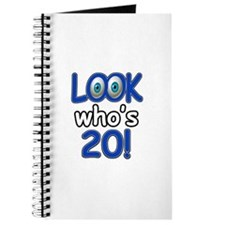 Look who's 20 Journal