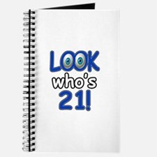 Look who's 21 Journal