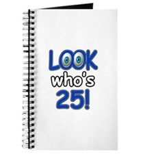 Look who's 25 Journal