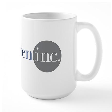 Written Inc Large Mug
