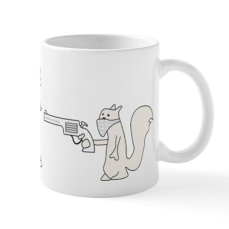 Bad Squirrel Mug