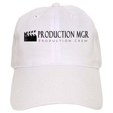 Production Manager Baseball Cap
