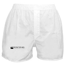 Production Manager Boxer Shorts