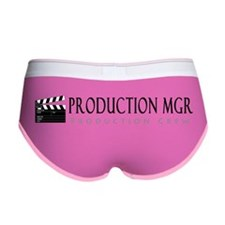 Production Manager Women's Boy Brief