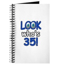 Look who's 35 Journal