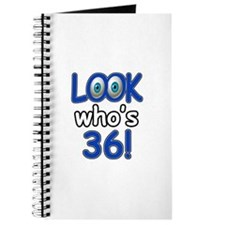 Look who's 36 Journal