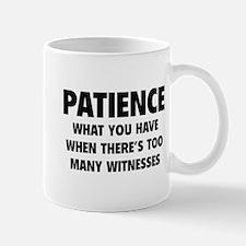 Patience Small Small Mug