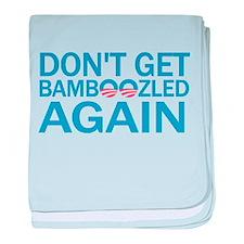 Anti Obama baby blanket