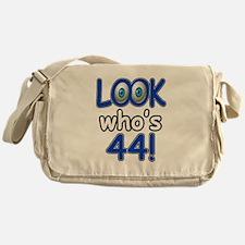 Look who's 44 Messenger Bag