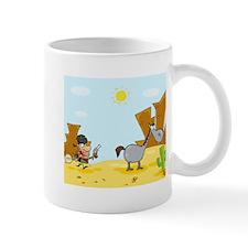 Robber Mug