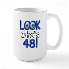 Look who's 48 Mug