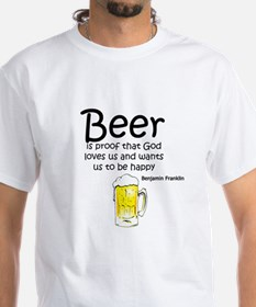 Beer and God Shirt