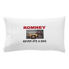 OBAMA LOVES DOGS Pillow Case