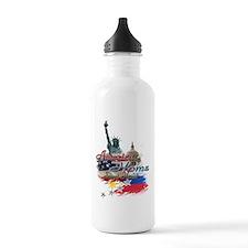 USA - Philippines: Water Bottle