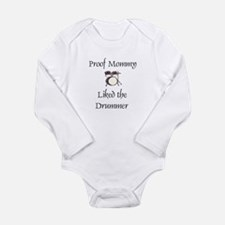 proof mommy Body Suit