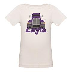 Trucker Layla Organic Baby T-Shirt
