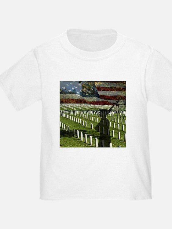 Guard at Arlington National Cemetery T
