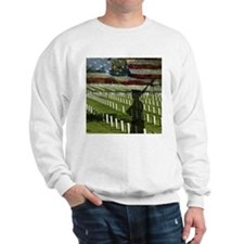 Guard at Arlington National Cemetery Sweatshirt