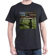 Guard at Arlington National Cemetery T-Shirt