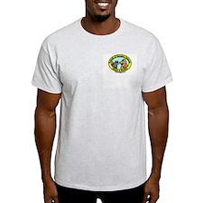 FOHA Ash Grey T-Shirt