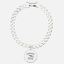 Narwhale Unicorn of the Sea Bracelet