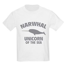 Narwhale Unicorn of the Sea T-Shirt