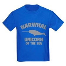 Narwhale Unicorn of the Sea T