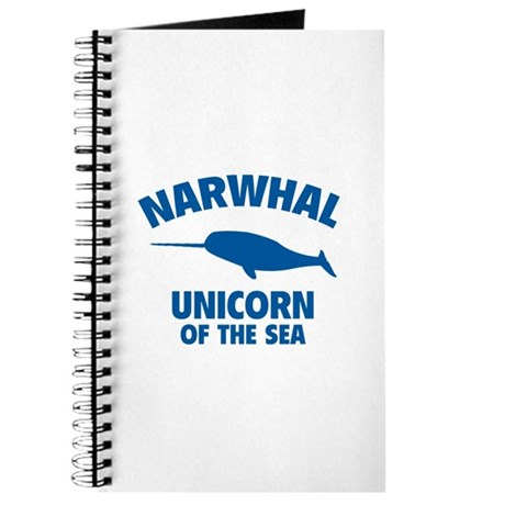 Narwhale Unicorn of the Sea Journal