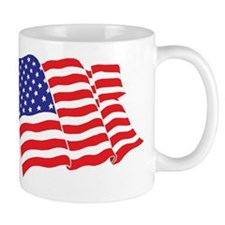 American Flag/USA Mug