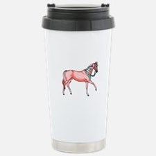 Horse Stainless Steel Travel Mug