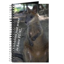 Wallabies Just Want to Have F Journal