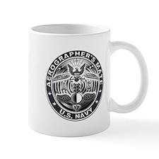 USN Aerographerss Mate Eagle Rate Mug