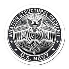 USN Aviation Structural Mechanic Eagle Rate Round