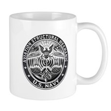 USN Aviation Structural Mechanic Eagle Rate Mug