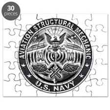 USN Aviation Structural Mechanic Eagle Rate Puzzle