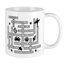 JERSEY SHORE SCRABBLE-STYLE Mug