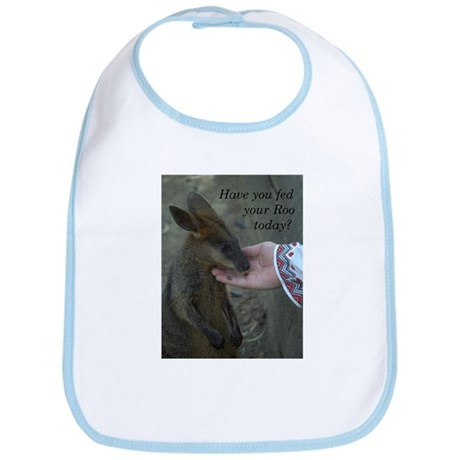 Have you fed your Roo today? Bib