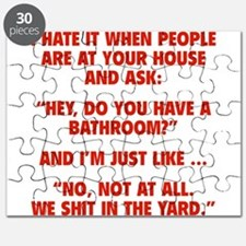 Do You Have A Bathroom? Puzzle