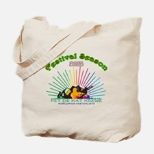 Festival Season 2012 Tote Bag