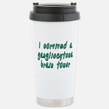 Gangliocytoma brain tumor - Travel Mug