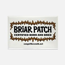 Briar Patch Rectangle Magnet