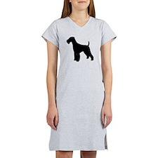 Airedale Terrier Women's Nightshirt