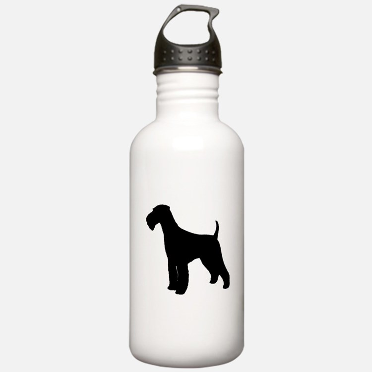 Airedale Terrier Water Bottle