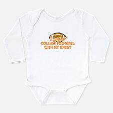 Unique Tennessee vols Long Sleeve Infant Bodysuit