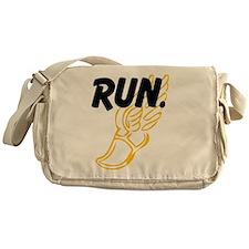 Run. Messenger Bag