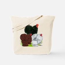 Frizzle Cochin Trio Tote Bag