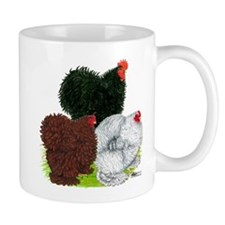 Frizzle Cochin Trio Mug