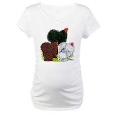 Frizzle Cochin Trio Shirt