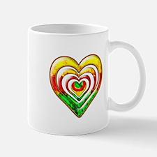 One Love Hearts Mug