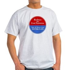 Spay Neuter Republican T-Shirt